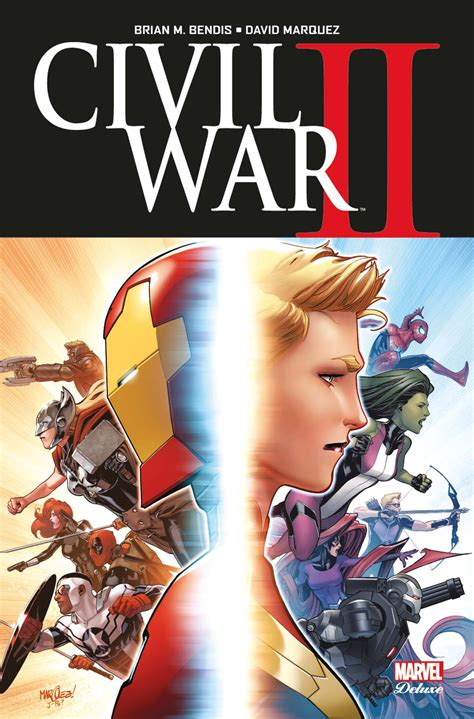 civil war ii 1302901567 civil war ii marvel deluxe senscritique