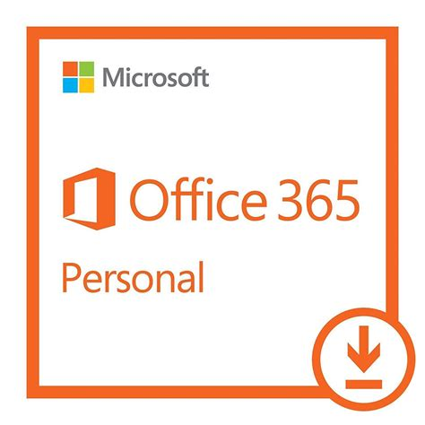 microsoft office 365 personal 1 pc or mac license 1