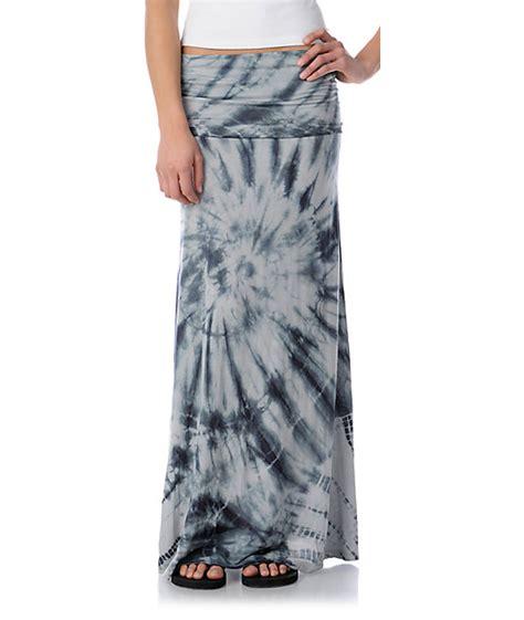 billabong skirtskee tie dye maxi skirt at zumiez pdp