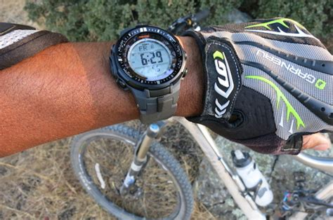 Casio Protrek Prw 3000g 7 Original live photos protrek prw 3000 review