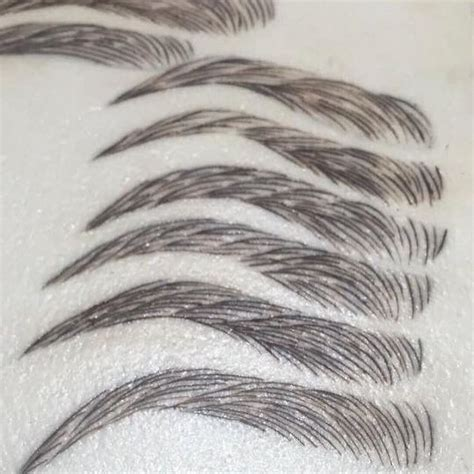 hair pattern drawing 88 best images about micropigmitation microblading
