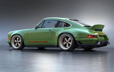 porsche singer singer design porsche 911 project with williams tech