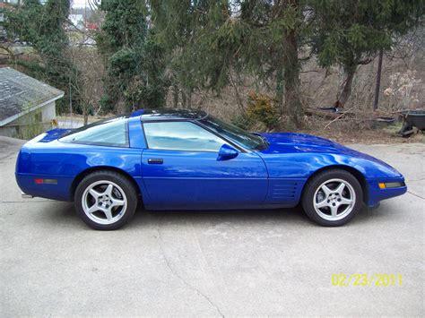 blue corvette 1994 admiral blue corvette corvetteforum chevrolet