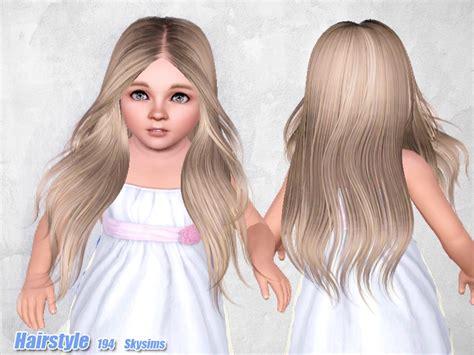 military haircuts sims 3 skysims hair 194