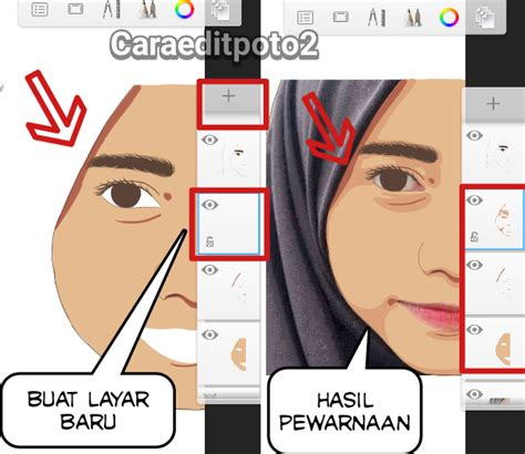 tutorial vektor vexcel tutorial edit foto vector vexel di aplikasi sketchbook android