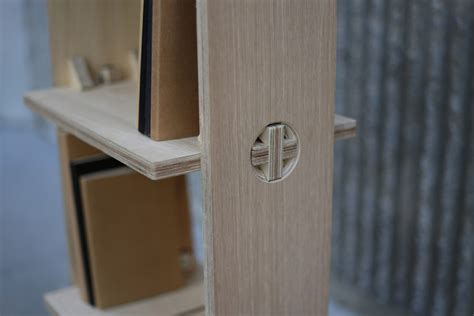 modern knock down plywood furniture made with no screws