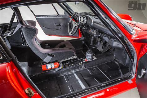 porsche rsr interior 1974 porsche 911 carrera rsr total 911