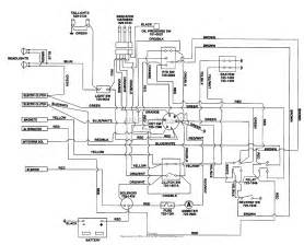 mtd 13at696h190 lt 165 1997 parts diagram for wiring diagram lt 165