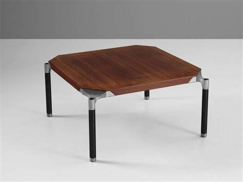 Restored Coffee Table Ico And Luisa Parisi Restored Mahogany Coffee Table By I For Mim Italy For Sale At 1stdibs