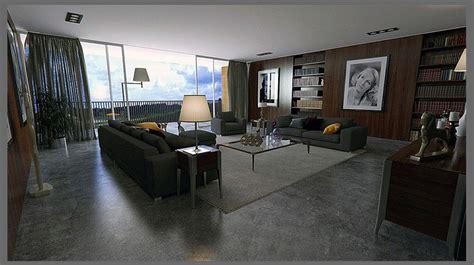 desain interior warung kopi modern  sederhana