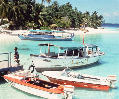 speed boat in maldives maldives history maldives resort history kurumba history