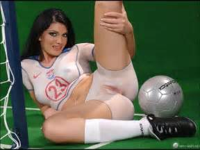 painted pussy a body paint soccer bru te athletic euro calcio socks