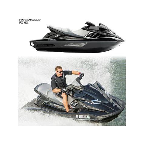 Harga Fx harga jual yamaha fx ho waverunner perahu boat