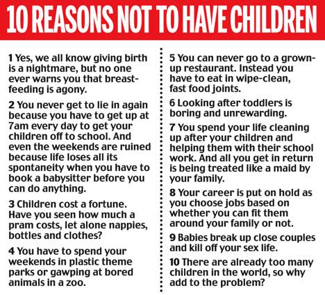 10 Reasons Why Being A Is Great by Or Savages Who Would Children Daily Mail
