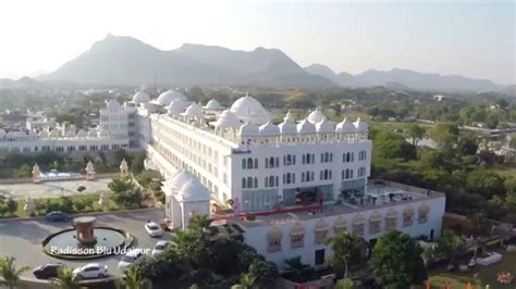 Best wedding destination hotel of Udaipur ? Hotel Radisson