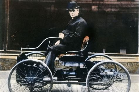 why is henry ford important the contribution of henry ford to the auto industry was