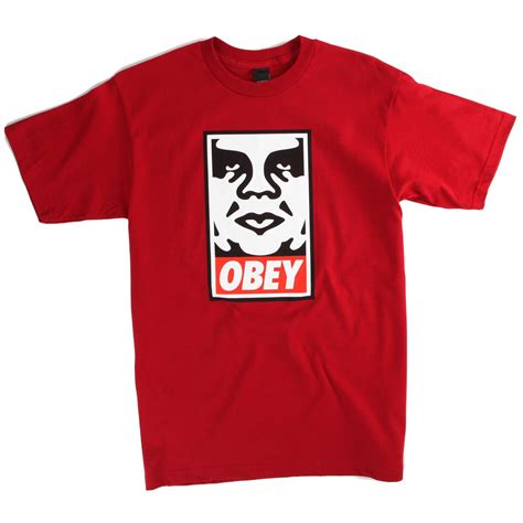 Tshirttshirt Obey obey clothing icon t shirt evo outlet