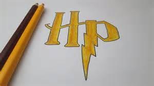 243 mo dibujar el logotipo harry potter