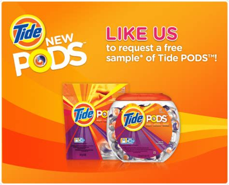 free printable tide coupons canada canadian freebies tide pod sle through facebook
