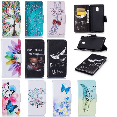 Nokia 5 Flipcase Flip Leather Cover Flipcover Ume Grade Ori book flip pu leather cases for nokia3 nokia 3 dual sim 5 0 quot stand wallet covers cases for