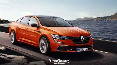 renault talisman renault talisman rendered in renaultsport looks