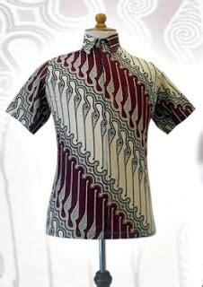 Baju Koko Motif Batik Slimfit Lengan Pendek Berkualitas Trendy dress batik terbaru motif indah 2014 model baju