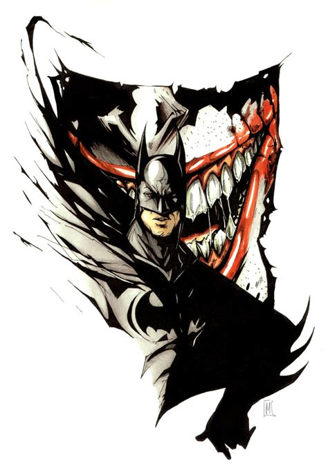 design vs art melike acar batman tattoo