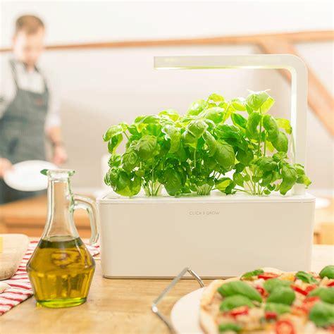 smart herb garden 5 indoor gardening technologies that are it easier