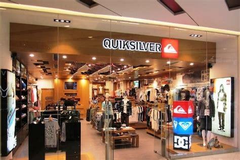 Shop Surabaya New Quiksilver Store Opens In Surabaya Mall