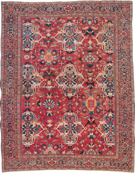 9 X 13 Rug by Antique Ferahan Rug 9 9 X 13 2 Antique