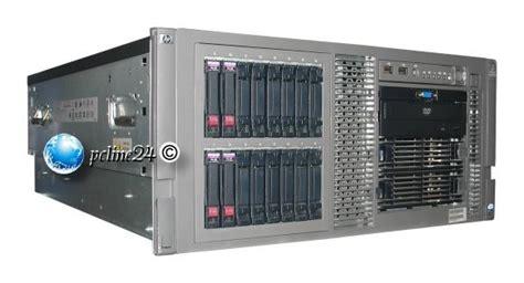 Server Hp Proliant Ml370g5 hp proliant ml370 g5 2x xeon x5450 3ghz 16gb
