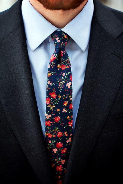 Floral Print Tie 25 best ideas about floral tie on groom