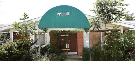 Detox Center Hill by Ickes Records Stolen From Nursing Home Barb