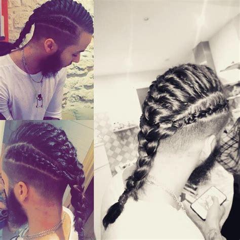 ragnar braids hairstyles 25 best ideas about braided man bun on pinterest mens