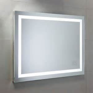 illuminated bathroom mirrors roper beat illuminated mirror ukbathrooms