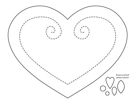 pin heart shape on pinterest