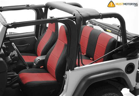 Jeep Jk Seats Mustmotoring The Finest Ultra Custom Seat Covers