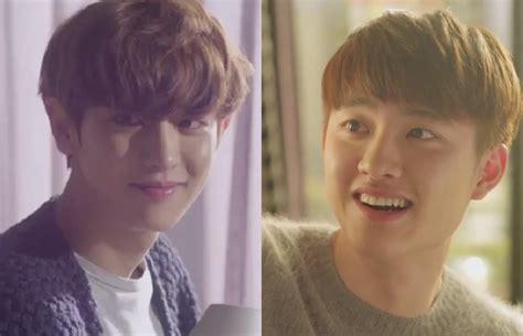 akhir exo next door chanyeol vs d o siapa yang dipilih chanyeol vs d o a gif battle of the exo next door leads