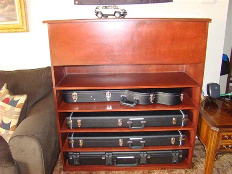 Guitar Storage Cabinet Guitar Cabinet Official Prs Guitars Forum