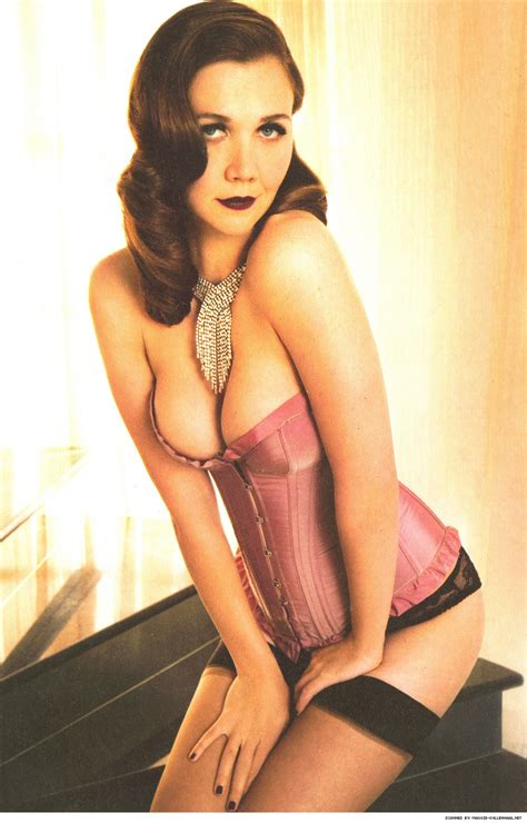 Maggie Gyllenhaal For Provocateur by Provocateur Maggie Gyllenhaal Photo 732987 Fanpop