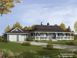 houses with porches ranch style house with wrap around porch