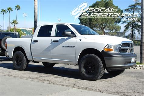 dodge ram 2wd lift lift kit 2009 2012 ram 1500 2wd 4 quot cst performance