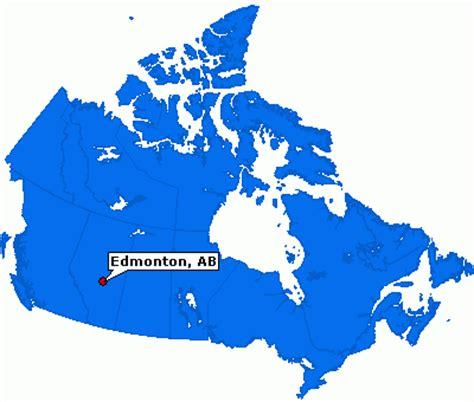 edmonton canada map edmonton alberta profile epodunk