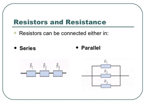 resistors in parallel lab report resistors in series objective 28 images electrical quantities and basic circuits ppt lab