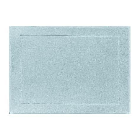 Tapis De Bains by Tapis De Bain 80x60 233 Ponge Caresse Bleu Scandinave Tapis