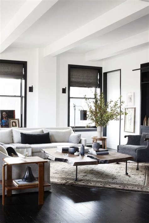 loft living ideas industrial verve in an uptown loft living roomsnew best