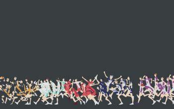 haikyuu hd wallpaper background image  id