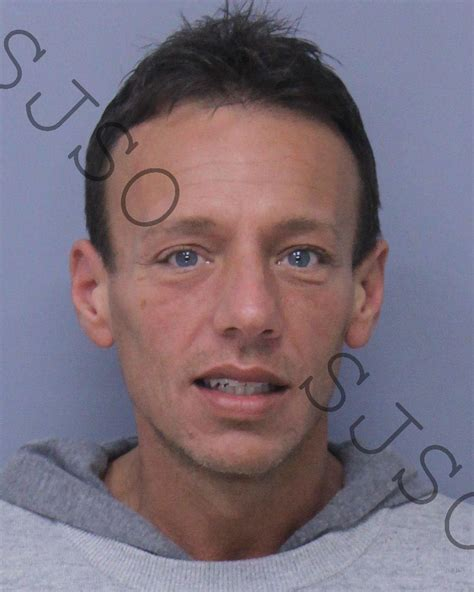 Newton Arrest Records Jason Clyde Newton Inmate Sjso18jbn000023 St Johns County