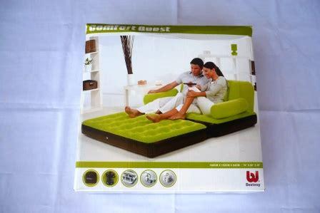 Kasur Angin Multifungsi sofa bed 5 in 1 kasur angin multifungsi bisa jadi tempat tidur