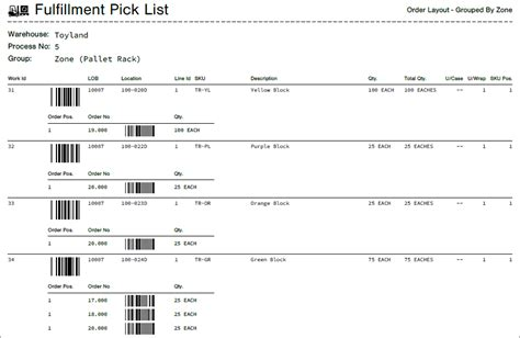 picking slip template picking slip template 28 images affidavit forms free
